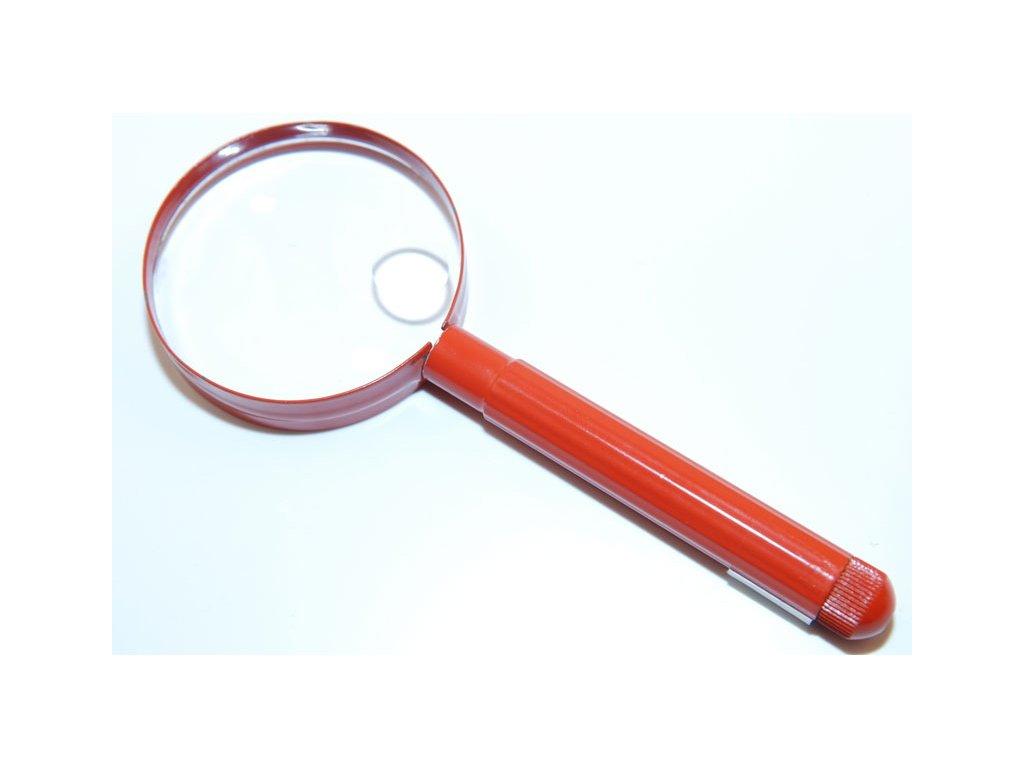 Lupa bifokální Coil, průměr 84mm, až 5x zvětšení
