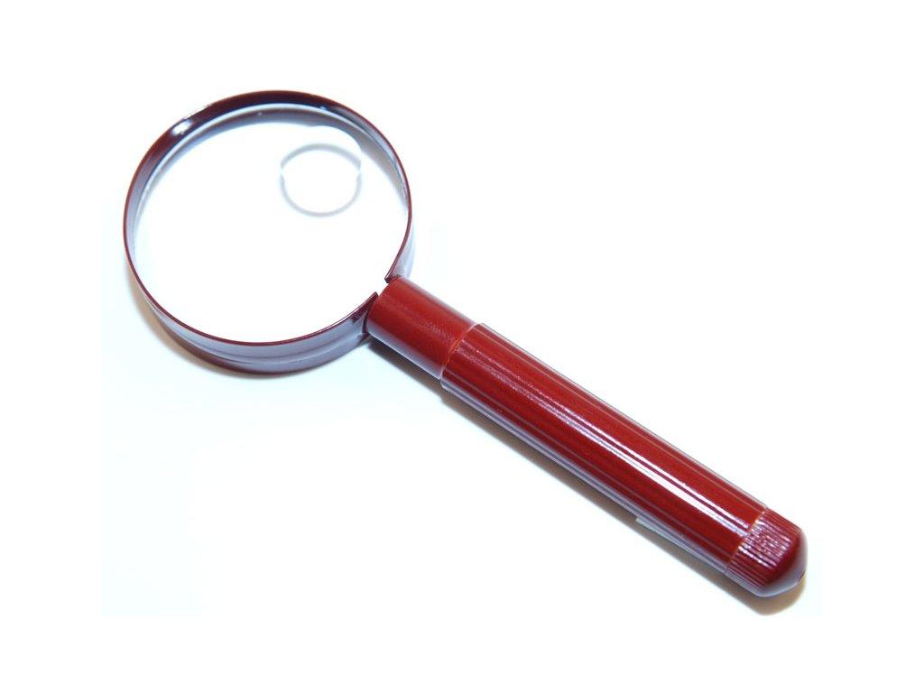 Lupa bifokální Coil, průměr 70mm, až 6x zvětšení