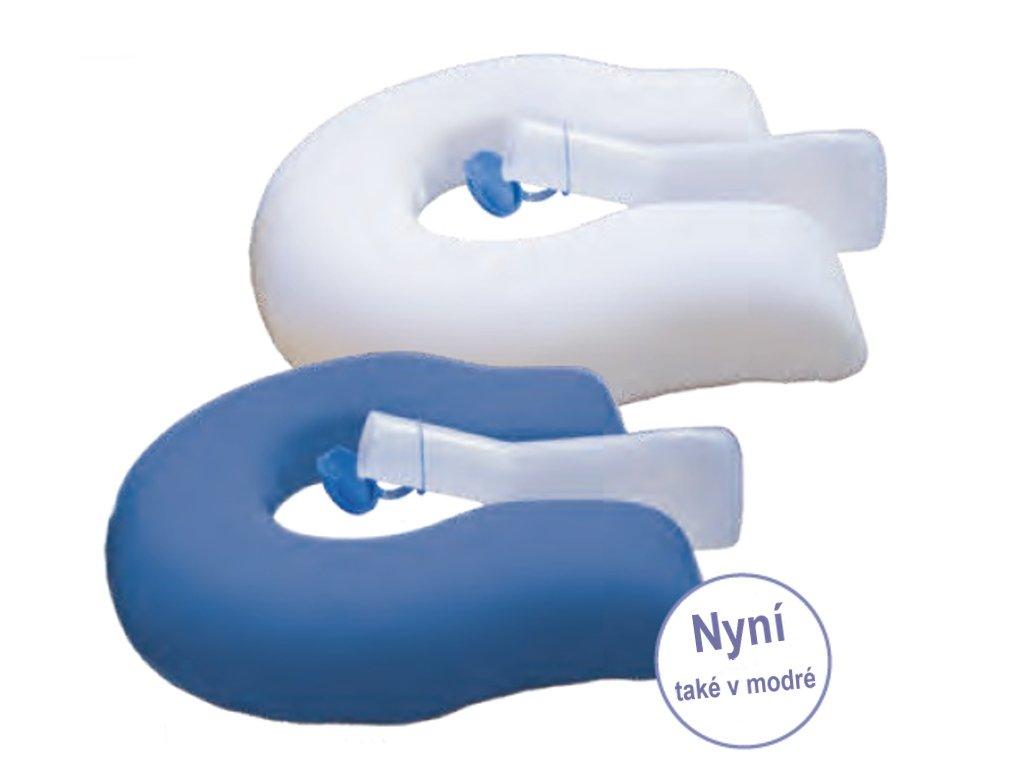 Náhradní potah na polštář ve tvaru U - různé barvy