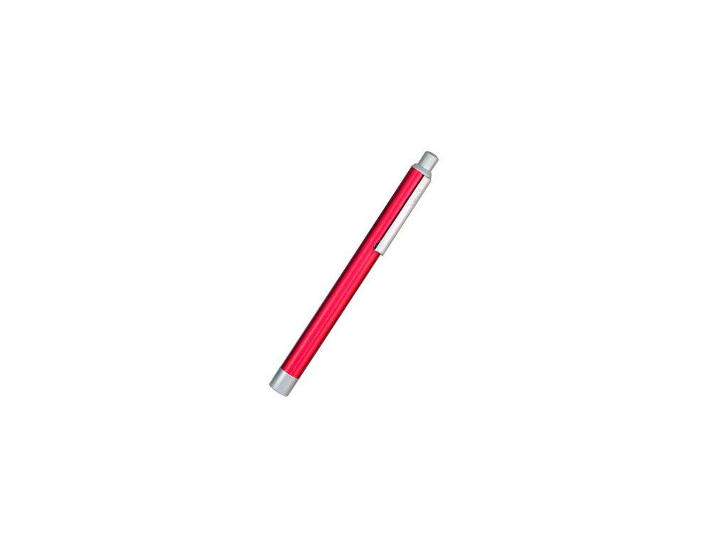 Spirit CK-908-08 diagnostické světlo pro lékaře, zdravotníky, ve tvaru pera, barva červená