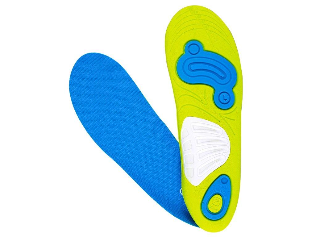 Gelové vložky do bot - SPORT