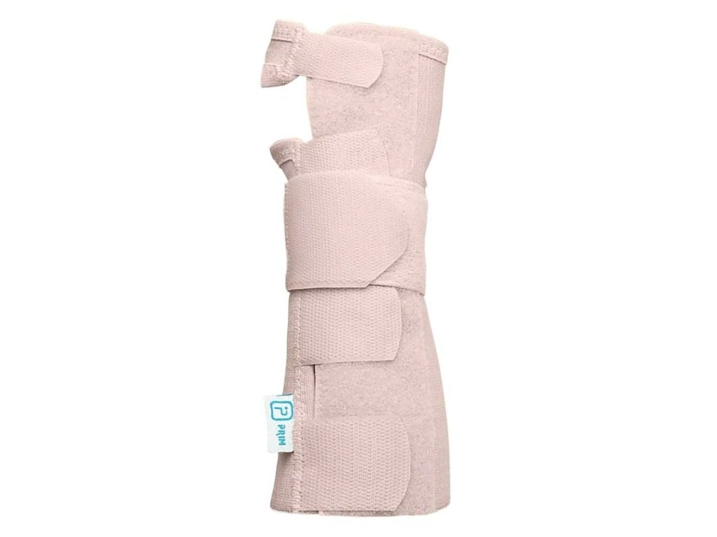 Ortéza zápěstí s palmární výztuhou - dlouhá (Levá ruka) - C 600
