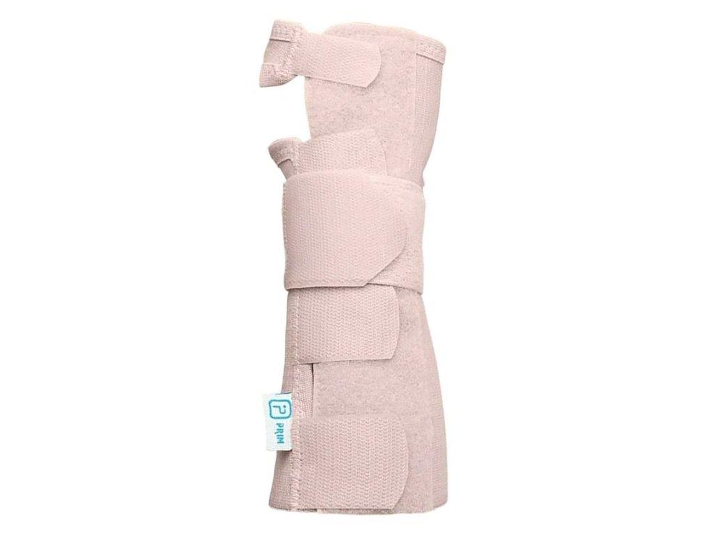 Ortéza zápěstí s palmární výztuhou - dlouhá (Pravá ruka) - C 600