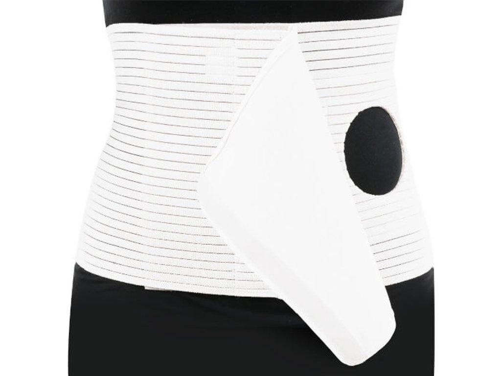 pas brisni elasticky support stoma waistband