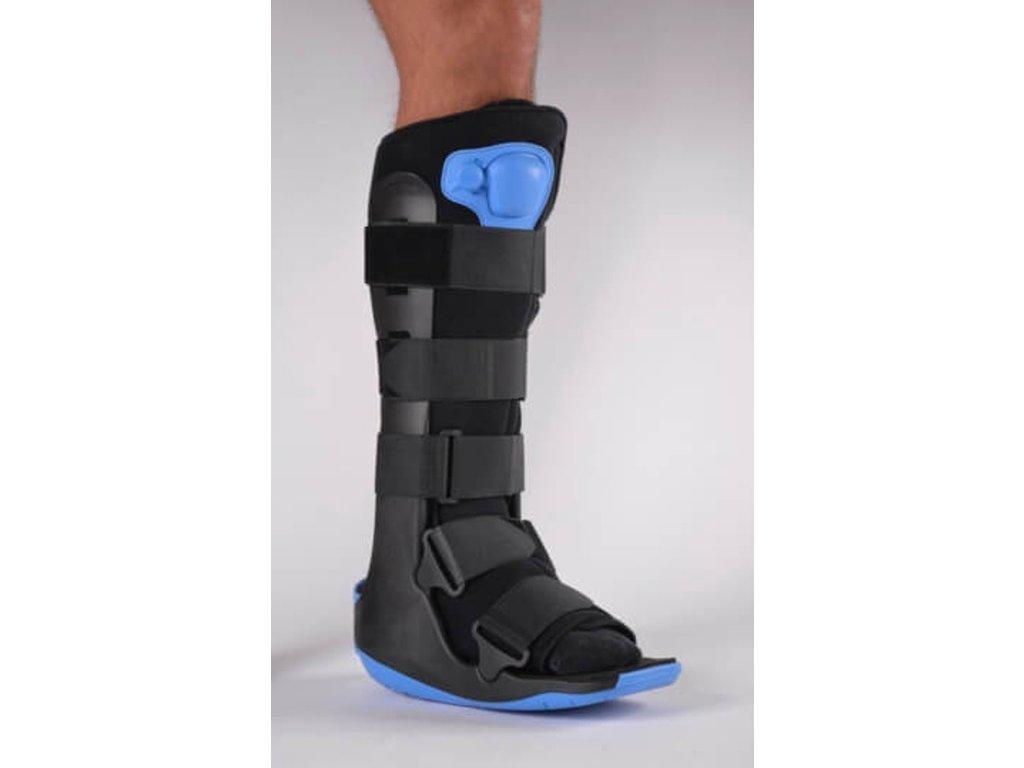 orteza hlezenni pneumatic walking brace