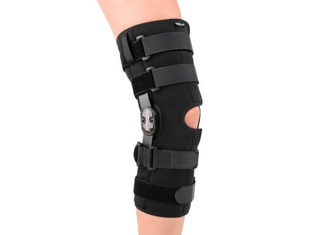 orteza kolene reflex long wrap around