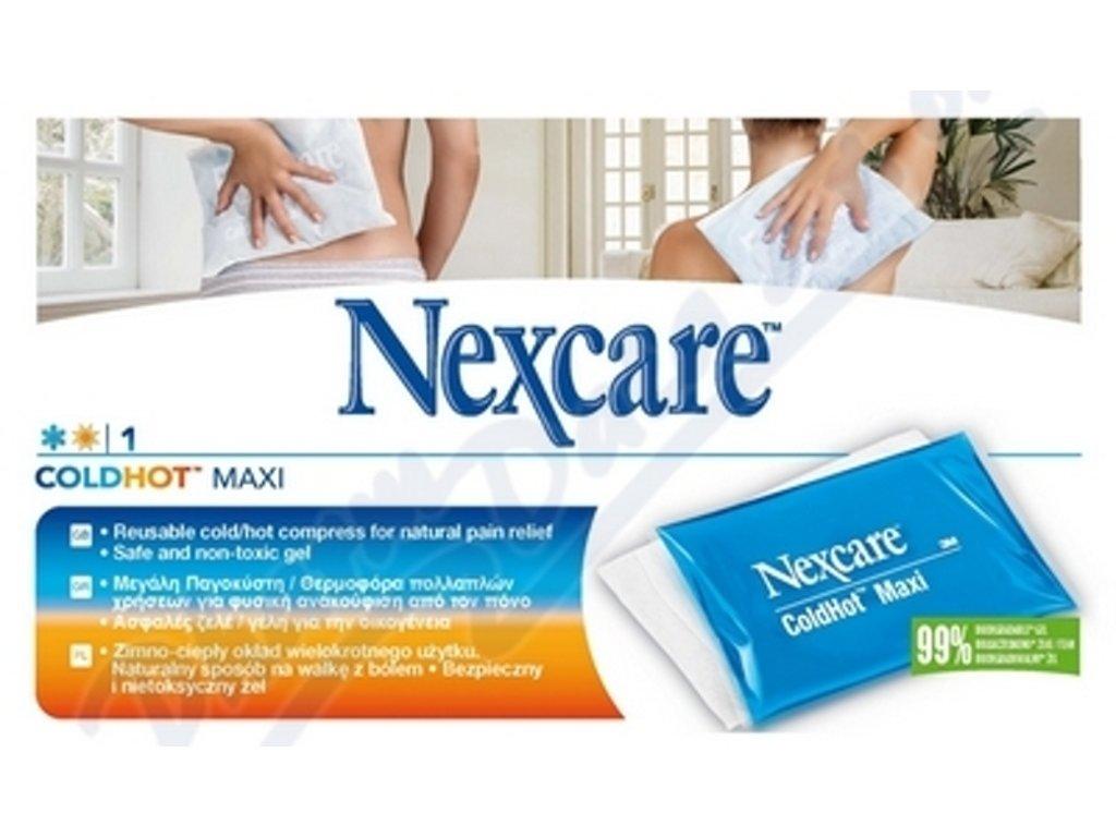 3M Nexcare Coldhot Maxi - chladivý gelový obklad 20 x 30 cm