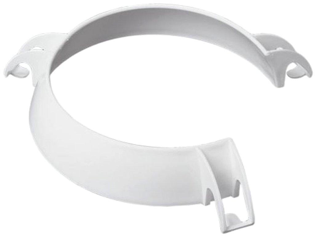Zvýšený okraj na talíř se třemi úchyty, průměr talíře 23 - 28 cm