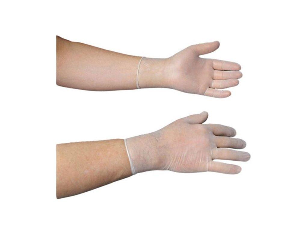 b50692573e5 Jednorázové vinylové rukavice
