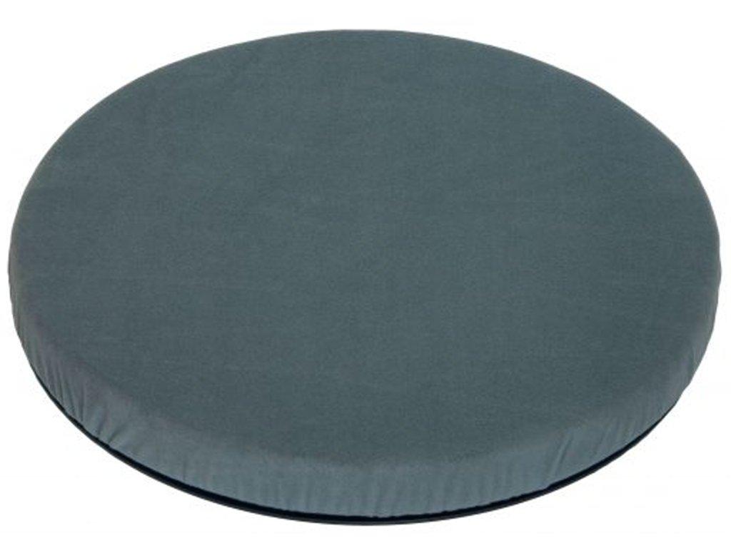 Otočný sedák pro osoby po úrazu - polstrovaný 360°