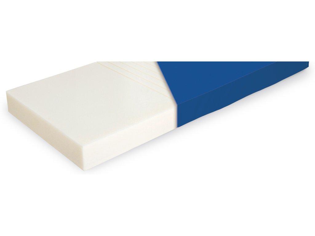 Pasivní antidekubitní matrace EffectaCare 20 PLUS, Riziko II., výška 16 cm, 200 x 100 cm