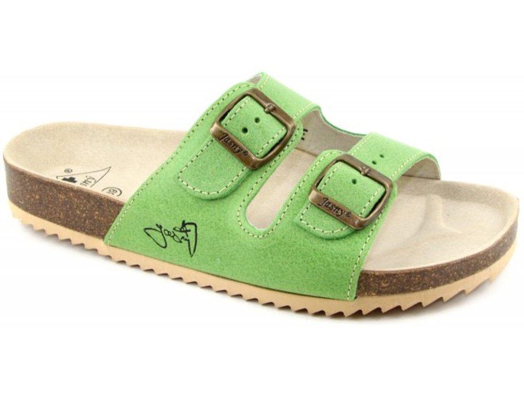 4028 1 pantofle classic zelene 2002 pr2