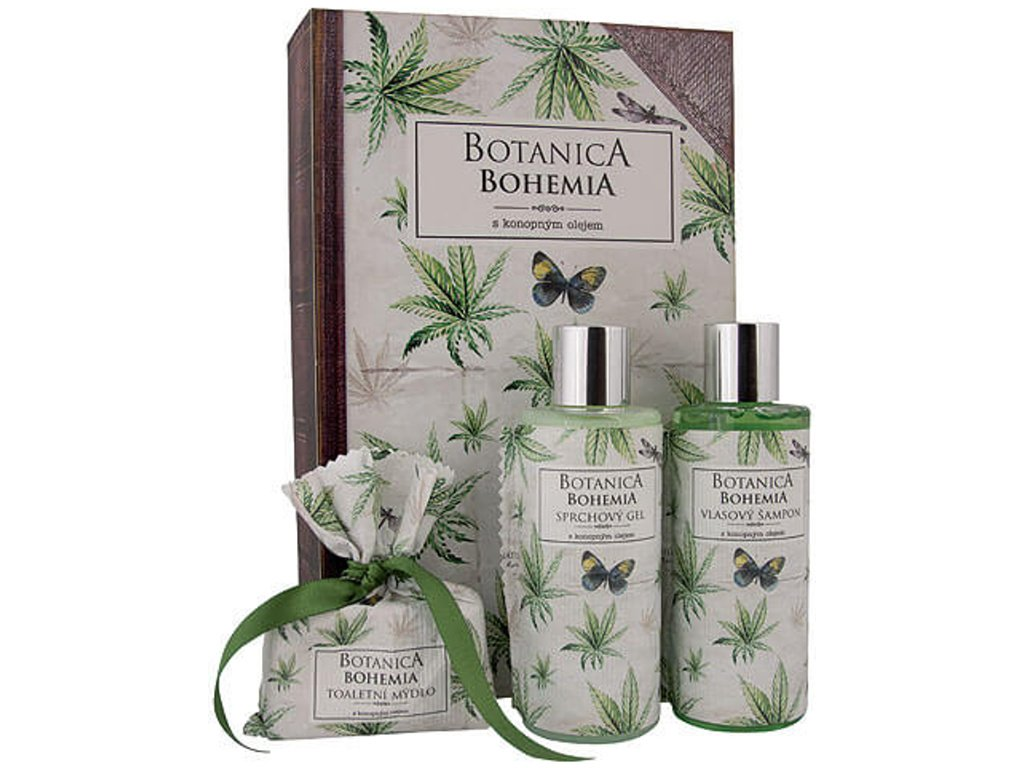botanica kosmeticka sada konopi BC190026 B