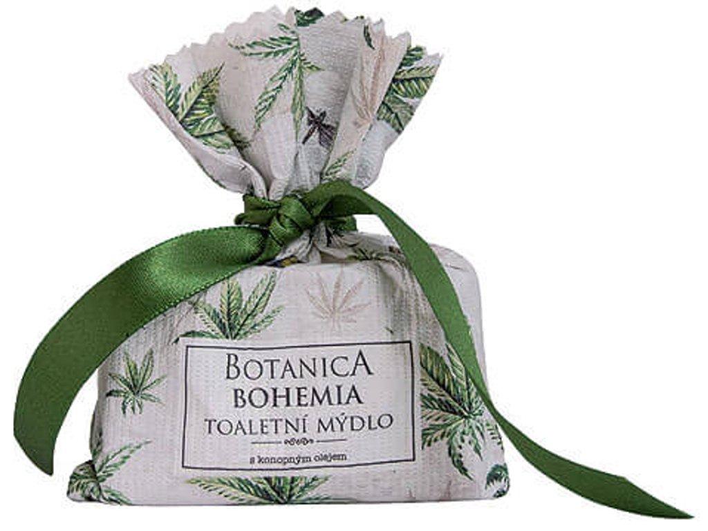 Botanica mydlo konopi BC190025