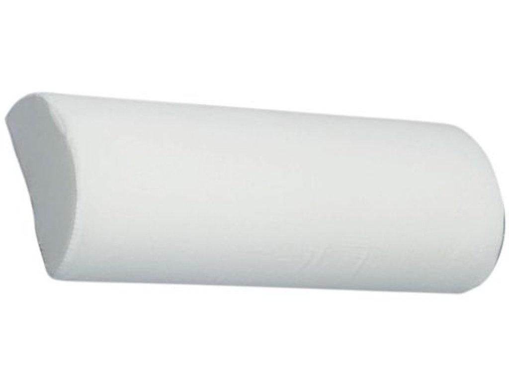 Polštář půlválec pro polohování, 50 cm x 25 cm, výška 12,5 cm