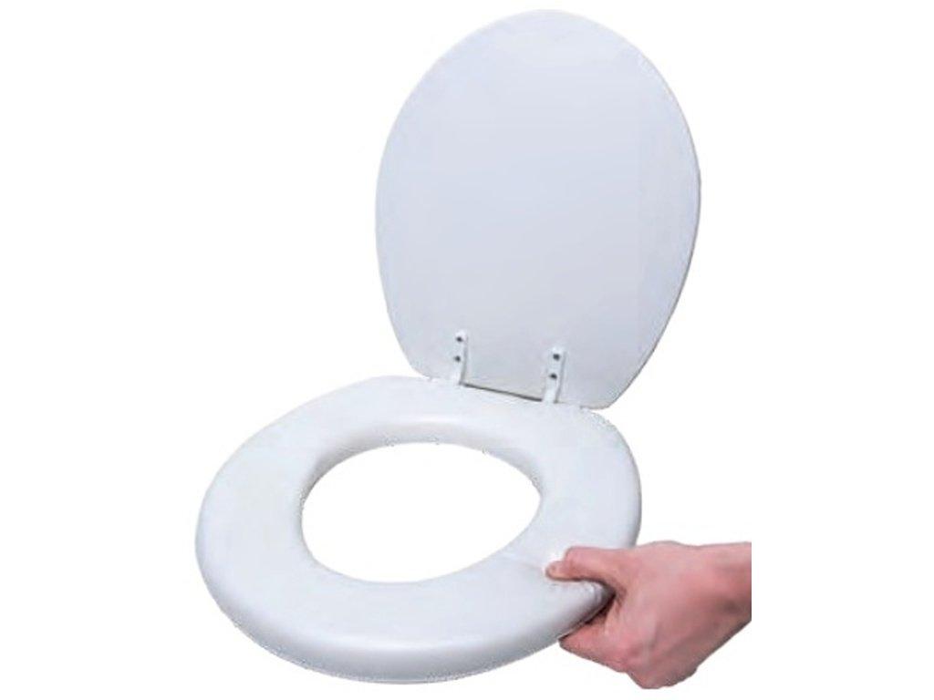 WC sedátko měkké, univerzální