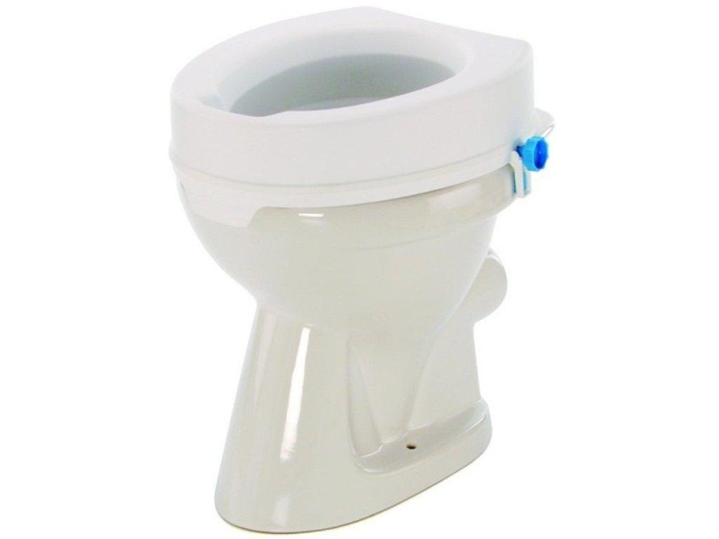 Nástavec na WC plastový nasazovací, výška 10 cm