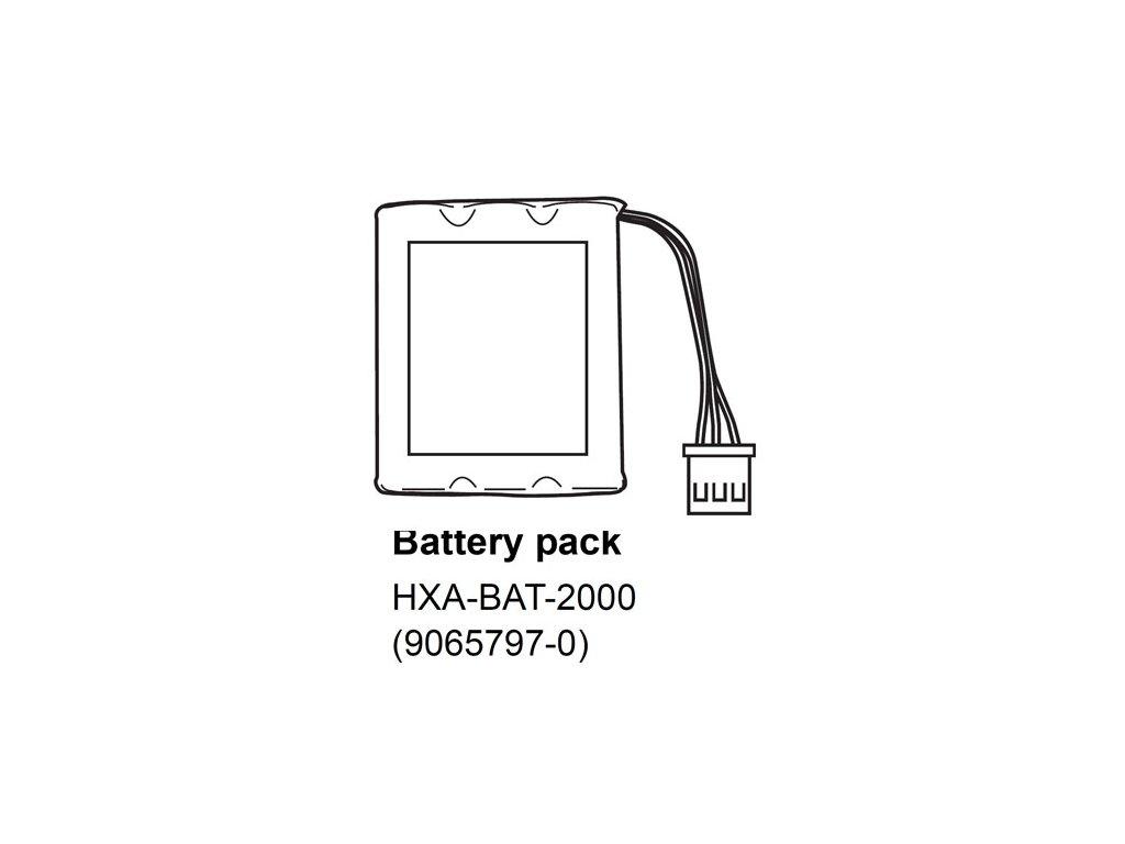 Bateriová sada pro Omron HBP-1300, HBP-1320