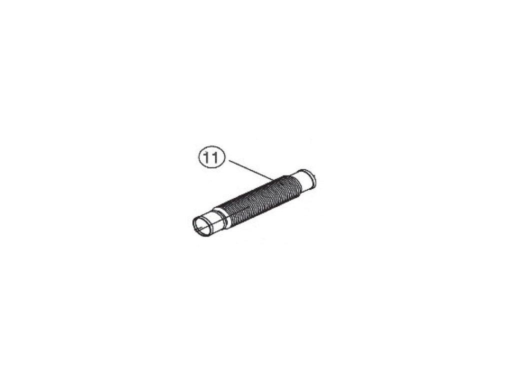 Inhalační hadice -JC114