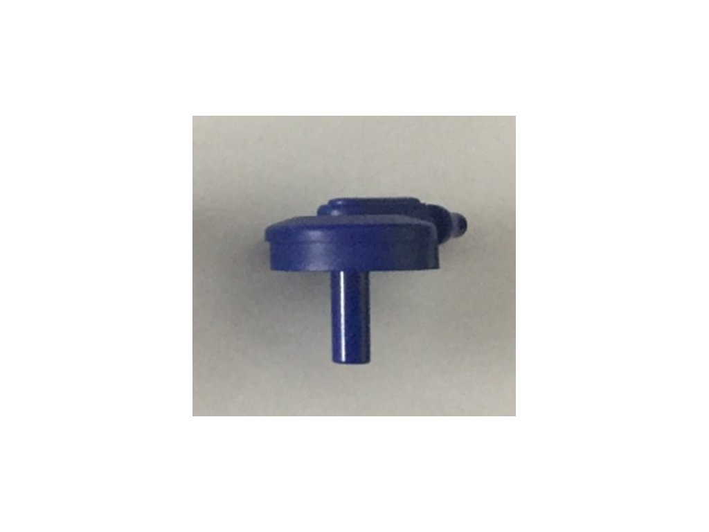AP5 Vzduch.konektor (modrý), k černým manžetám Intelli IC a Easy EC*