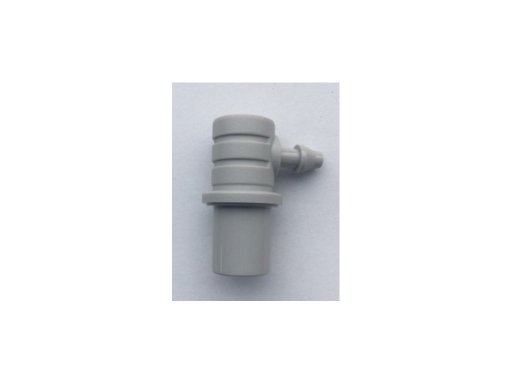 AP7 Vzduch.konektor (samec) plastový , k manžetám GS2 CUFF pro tonometry Omron HBP-1120 a 1320*