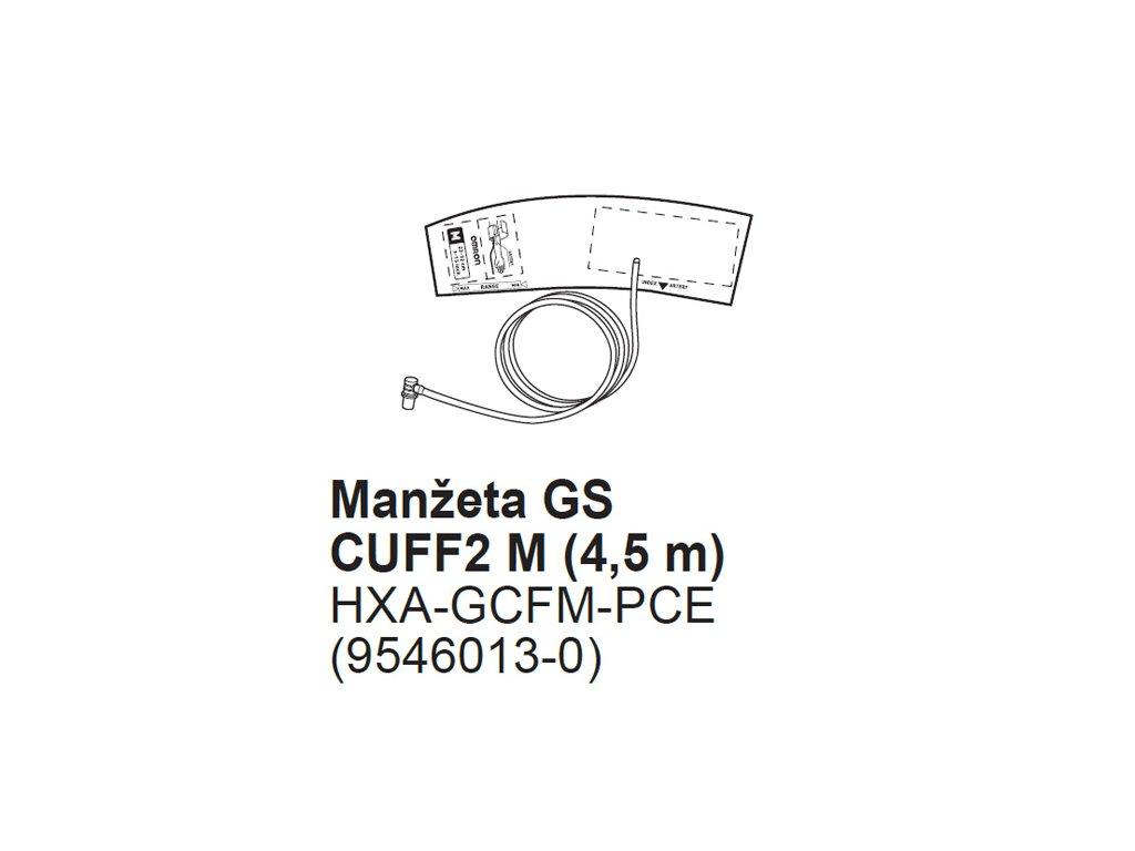 Manžeta GS2-M(4,5) pro Omron 1120 a 1320