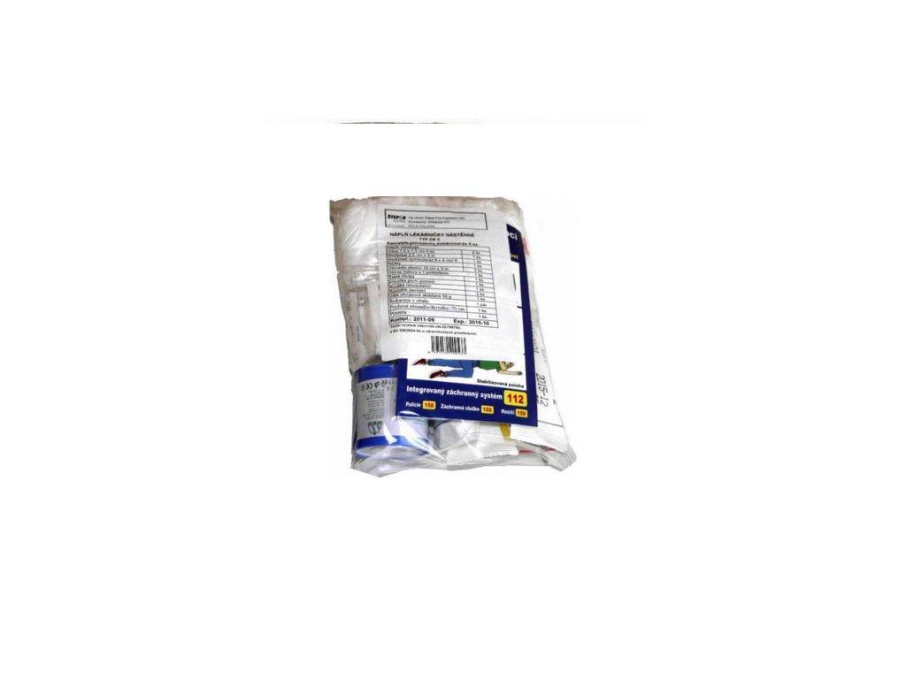 Náhradní náplň pro lékárničku nástěnnou NL ZM 10-10 osob
