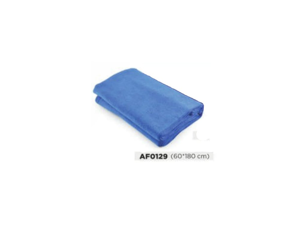 Rychleschnoucí fitness ručník GYMY, vel. 180 x 60cm
