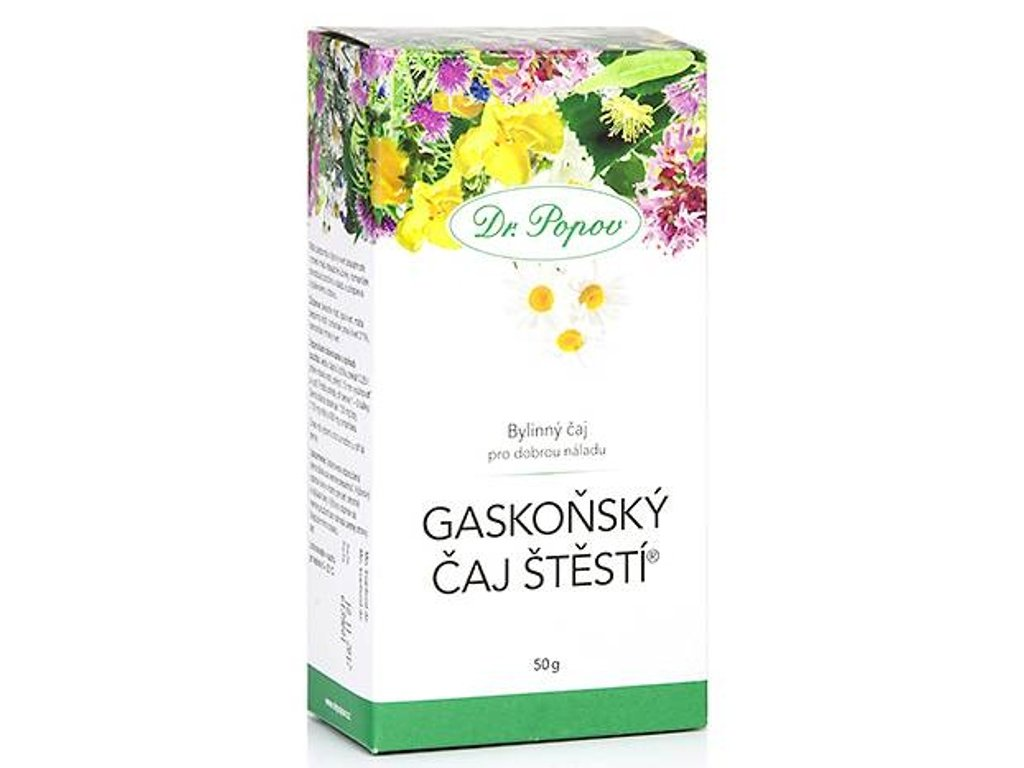 Gaskoňský čaj štěstí®, 50 g