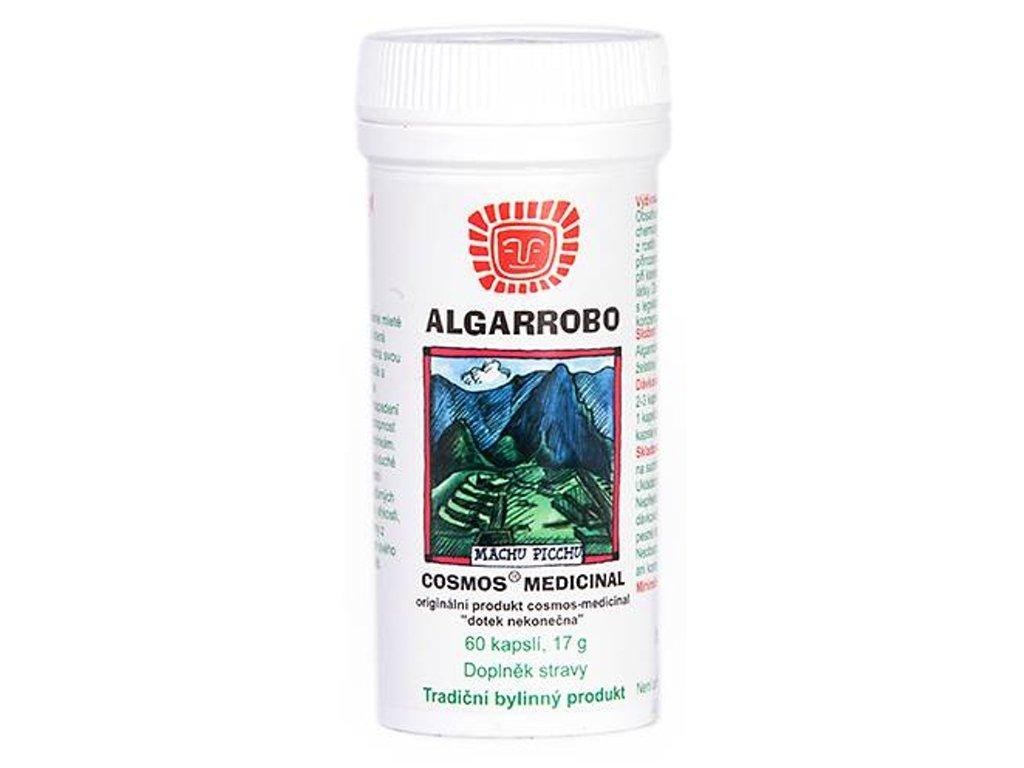 Algarrobo, 60 kapslí