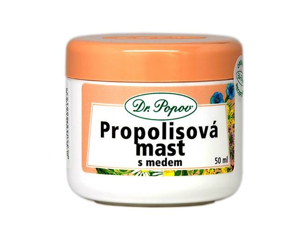 propolis s medem 50