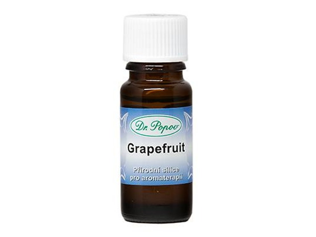 Grapefruitová silice, 10 ml