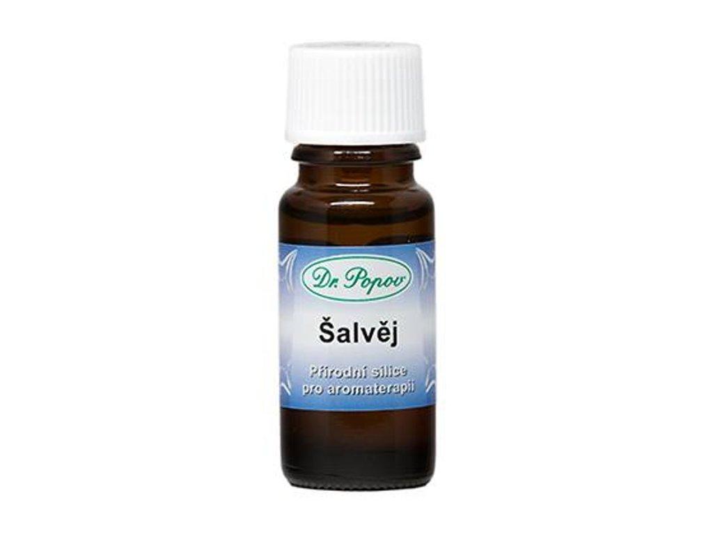 Šalvějová silice, 10 ml