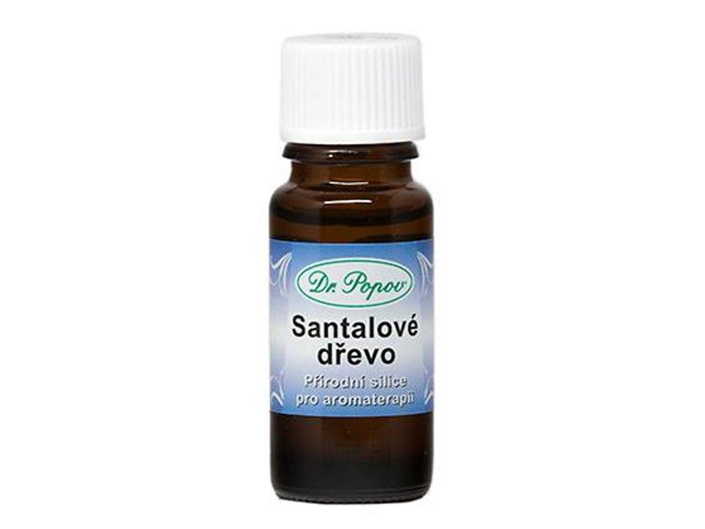 Santalová silice, 10 ml