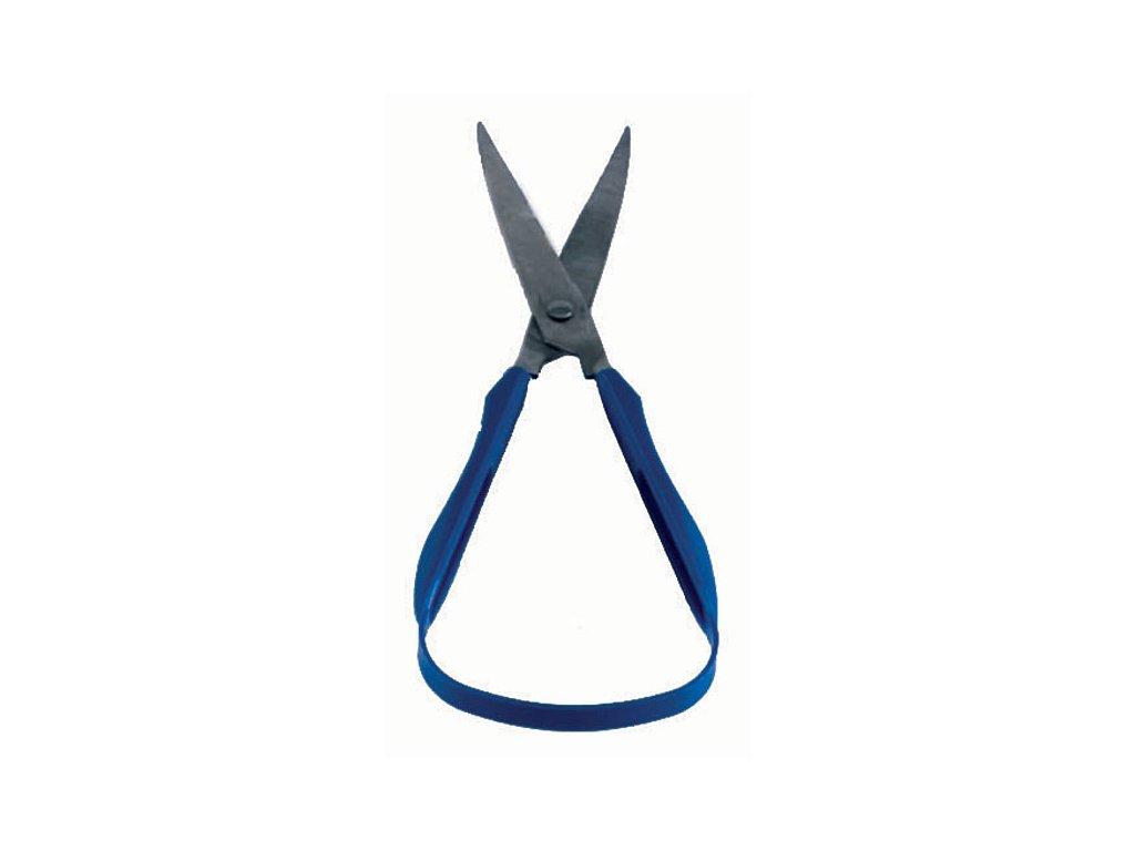 Nůžky s automatickým rozevíráním, zaostřené, pro praváky, 7,5 cm
