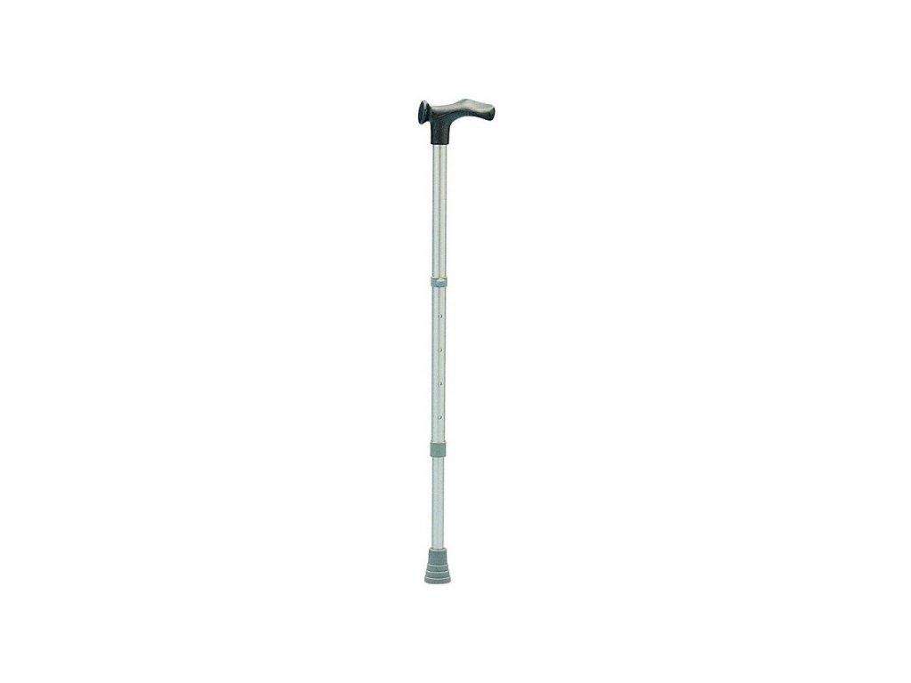 Duralová hůl anatomická 412 - nastavitelná výška 73-96 cm