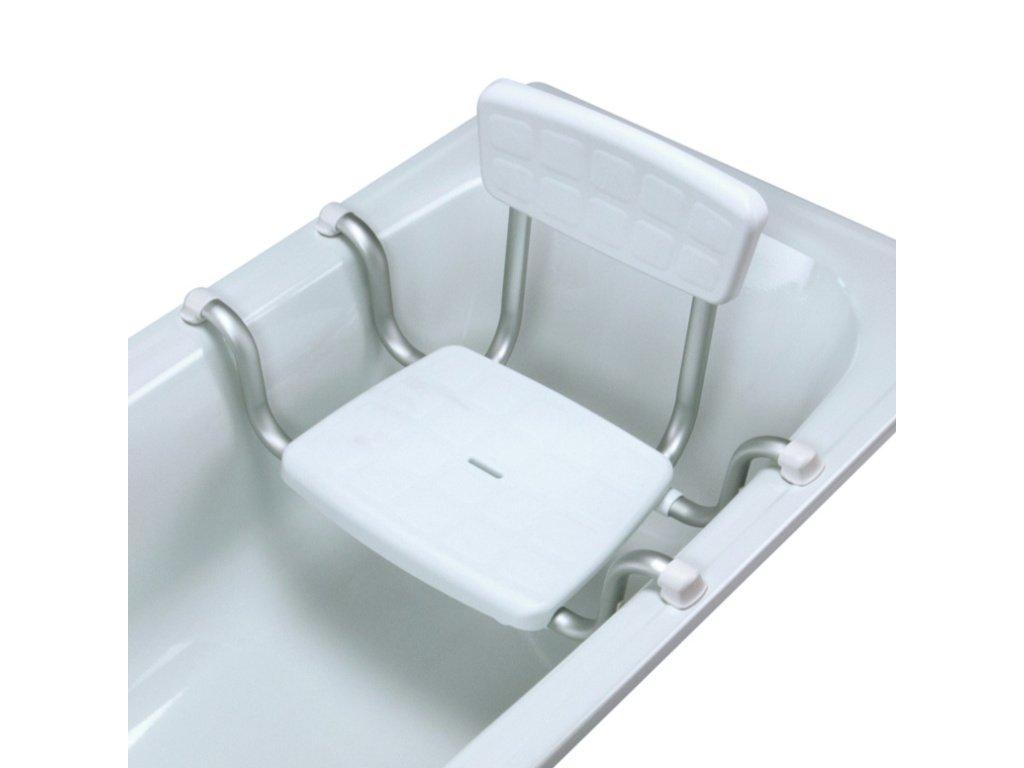 Sedačka do vany s opěrkou - EH-BSB
