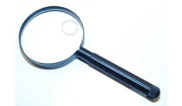 Lupa bifokální Coil, průměr 60mm, až 6x zvětšení