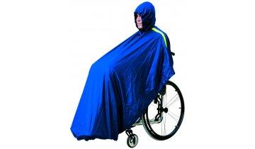 Pláštěnka pro vozíčkáře