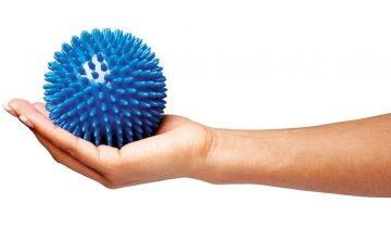 """Masážní míček pro podporu smyslového vnímání """"ježek"""", různé velikosti"""