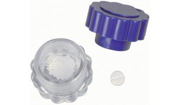Drtič na tablety / léky plastový