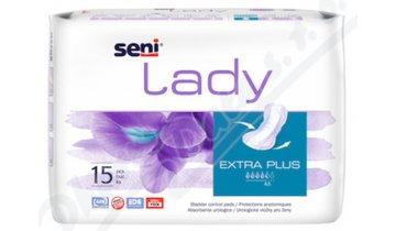 Seni Lady Extra - inkontinenční vložky, 15 ks