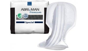 Abri Man Special - inkontinenční vložná plena pro muže, 21 ks