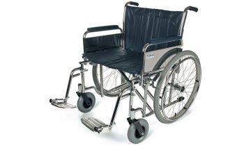 Mechanický invalidní vozík se zvýšenou nosností 140 kg
