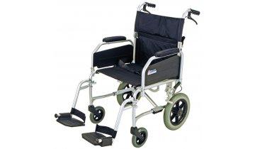 Mechanický transportní invalidní vozík, odlehčený