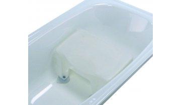 Plastová sedačka do vany s přísavkami