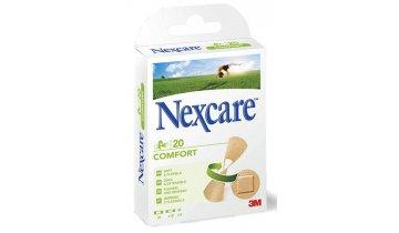 3M Nexcare Comfort - extrapohodlné, 10 ks