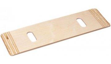 Přesouvací podložka pro vozíčkáře, dřevěná