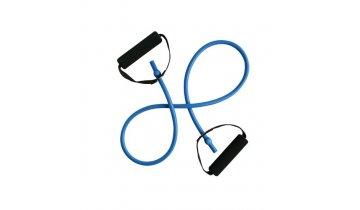 Pružná guma Power Up pro posílení a rehabilitaci, různé obtížnosti, délka 1,25 m - DOPRODEJ