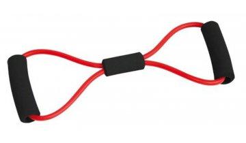 Pružná guma Power Up pro posílení a rehabilitaci, pro horní končetiny, různé obtížnosti
